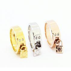 Anillos / Rings / Anéis  Colección / Collection / Coleçāo  #SteelJewel #JoyasEnAcero #JóiasEnAço