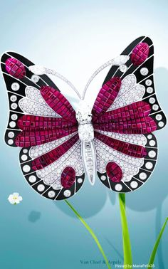 It's beginning to look a lot like Spring! Insect Jewelry, Butterfly Jewelry, Butterfly Design, Animal Jewelry, Jewelry Art, Vintage Jewelry, Fine Jewelry, Fashion Jewelry, Jewelry Design