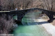 Bridge Kamper Aga - Zagori Greece