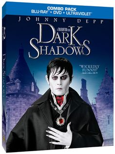 Rats and More: Dark Shadows (Starring Johnny Depp) Blu-Ray Combo Pack Giveaway! - Ends 10/7 - US Only