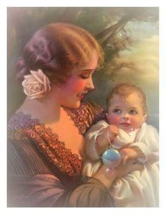 290 Best Mother And Child Art Images Mother Child Artworks