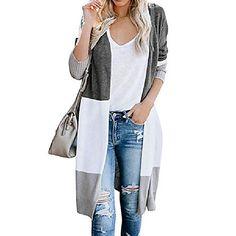 Fall Sweaters, Cardigan Sweaters For Women, Sweater Coats, Long Cardigan, Long Sweaters, Cardigans For Women, Long Sleeve Sweater, Knit Cardigan, Knit Jacket