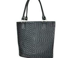 Dámska pracovná kabela ručne vyšívaná - čierne vyšívanie (2) Monogram, Michael Kors, Tote Bag, Pattern, Bags, Fashion, Handbags, Moda, Fashion Styles