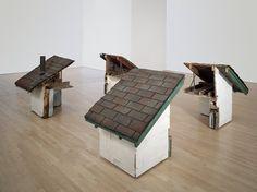 Gordon Matta-Clark, Splitting: Four Corners, 1974