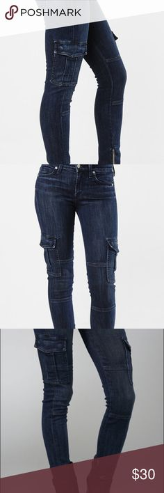 ❤️Vince Cargo Skinny Jean❤️ Size 27 ❤️Vince Cargo Skinny Jean❤️ Size 27. A MUST HAVE this season!!! Perfect Condition! Vince Jeans Skinny