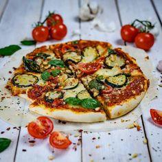 Best Pizza Dough Recipe, Canned Blueberries, Vegan Scones, Caesar Pasta Salads, Gluten Free Flour Mix, Scones Ingredients, Vegetarian Pizza, Vegan Blueberry, How To Make Pizza
