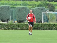 Paolo Di Canio - Swindon Town pre season in Italy,Summer 2012.