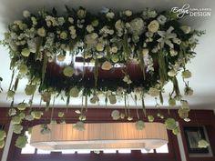 Te compartimos una reciente decoración de #Bautizo elaborado con hermosas flores #BabyBreath #BabyRose #DragonStock #RosaJade #HortensiaBlanca #Lirios y #Amaranthous ¡Llámanos al 2263-2384 y solicita la decoración de tu evento!