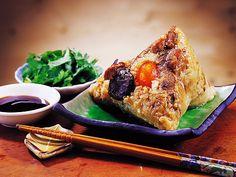 台南美食小吃‧品香肉粽菜粽 From大台灣旅遊網