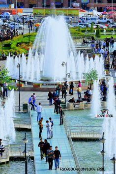 #shar park in erbil