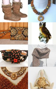 My wristlet is featured here--Pinned with TreasuryPin.com