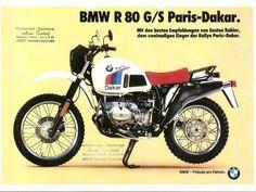 Bmw R 80 G/S PD