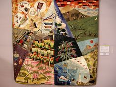 Queenie's Needlework: The remaining of my photos from TIGQF