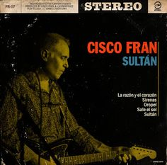 """Rock and More By Addison de Witt: Cisco Fran - """"Sultán"""" -EP- (2017)"""