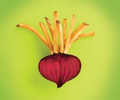 beet fries - get it - AURA Waterfront + Patio at Inn at Laurel Point