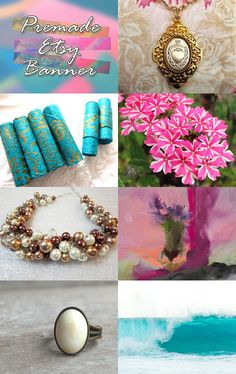 Bold Pastels by Jessica Nichols on Etsy--Pinned with TreasuryPin.com