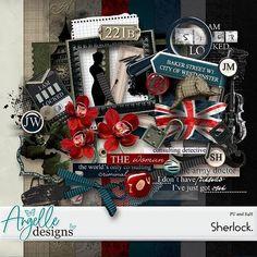 Sherlock. ⋆ Angelle Designs