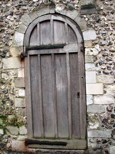 Old Wood Door - Homebreng
