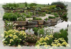 Spring in the Island Garden at Powell Gardens