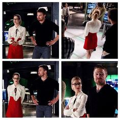 "#Arrow 5x21""Honor Thy Fathers"""