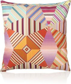 ShopStyle: Missoni Home Noceda cotton-sateen down and feather-filled cushion