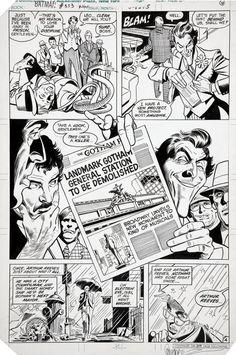 José Luis García-López - Batman #353 (1982)
