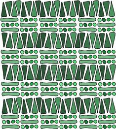 tribal african pattern
