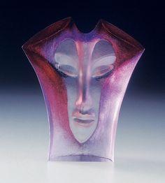 Glassobject Kosta Boda, by: Peter Rijs