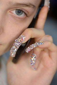 The Best Catwalk Nails Ever