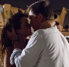"NCIS Season 11 Episode 2 - ""Past, Present, and Future"" ~ Tony and Ziva. I'm really hoping Cote comes back!"