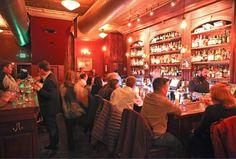 Williams & Graham- Denver, CO. Best martini ever.