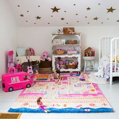 Thoughts from Alice: Choosing a Rug for the Transition From Toddler to Big Girl