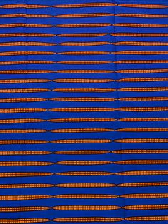 African Wholesale Ankara Fabrics Lagos Real Wax Yellow Blue for Church Party rw1461