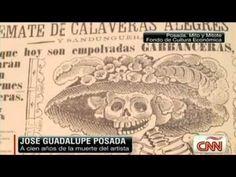 México homenajeará al creador de La Catrina: El pintor, grabador y caricaturista José Guadalupe Posada, murió en la pobreza y el olvido. Pero 100 años después, la influencia de su obra en la cultura popular y en otros artistas será reconocida a través de un homenaje nacional, anunció el Instituto Nacional de Bellas Artes (INBA).