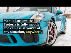 The Aka Mobile Locksmith is the one of the paramount services provides Company in your area South Africa…. Its offers the superlative Locksmith facilities or. Mobile Locksmith, Pretoria, Car, Automobile, Autos, Cars