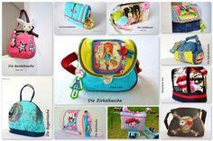 Farbenmix Taschenspieler Sew Along von der Taschenspieler 3 11 Wochen = 11 Taschen