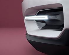 Volvo concepts cars S40 et XC40 le futur sera électrique
