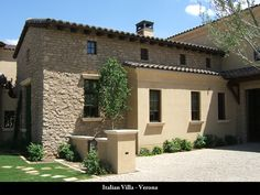 Italian Villa Manufactured Stone / Verona