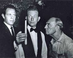 Louis Hayward. Donald O'Connor and Buster