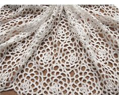 Black Lace Fabric Hollowed Embroidered Flowers Daisy Florals Wedding Bridal Lace Fabrics Dress Costume Lace Costume Supplies Elegant X Chemical fabric + Cotton This listing is for Black (L) X If you need more uncut Black Lace Fabric, Beaded Lace Fabric, Bridal Lace Fabric, Wedding Fabric, Crochet Lace, Lace Wedding, Wedding Dress, Retro Floral, Floral Lace