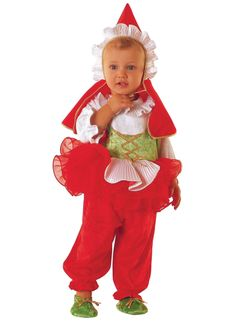 Märchenkostüm Babykostüm Rotkäppchenkostüm Baby Kostüm, Harajuku, Seasons, Holiday Decor, Style, Fashion, Bebe, Stylus, La Mode