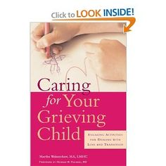 how to help your grieving child