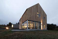 the Sebastopol Barn House, designed by Anderson Anderson Architecture
