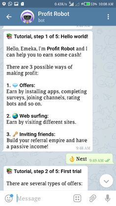 Another Telegram Bot To Earn Your free Bitcoin