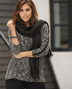 <3 Trends, Pullover, Fashion News, Winter Fashion, Women, Winter Fashion Looks, Sweaters, Beauty Trends, Sweater
