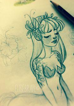 Pinup Arena • elisebrave: Little centaurette ❤️