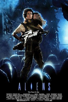 Aliens is the perfect blend of action and horror. Why do so many other movies fa… Aliens is the perfect blend of action and horror. Why do so many other movies fail where it succeeded? Click the image to read the full analysis at Wicked Horror. Alien Movie Poster, Aliens Movie, Horror Movie Posters, Horror Movies, Cinema Posters, Sci Fi Movies, Action Movies, Good Movies, Movie Tv
