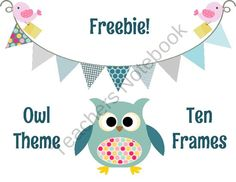 The premier marketplace for teachers to find and sell original classroom materials created by their fellow educators. Owl Theme Classroom, First Grade Classroom, Classroom Crafts, Classroom Ideas, Fun Math, Preschool Activities, Owl Preschool, Owl Themed Parties, Classroom Displays