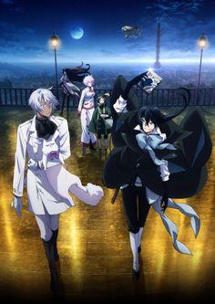 Otaku Anime, Anime Guys, Manga Anime, Anime Art, Pandora Hearts, Vampires, Hotarubi No Mori, Manga News, Anime Watch