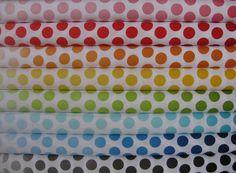 I love polka dots and I love Riley Blake designs!
